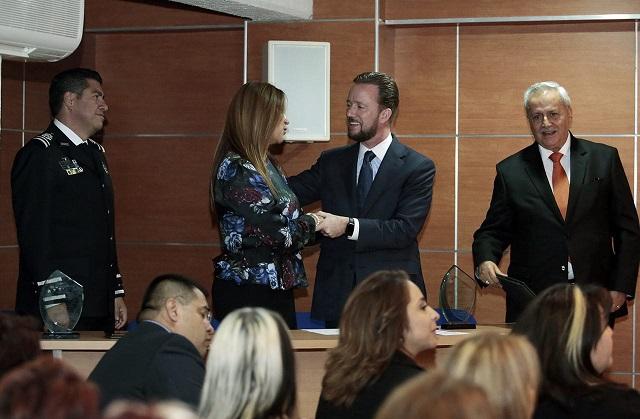 Banck y vecinos de La Paz verifican acciones del Comité 4x4