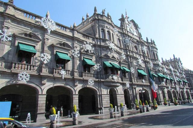 Funcionaria del Ayuntamiento de Puebla da positivo a Covid