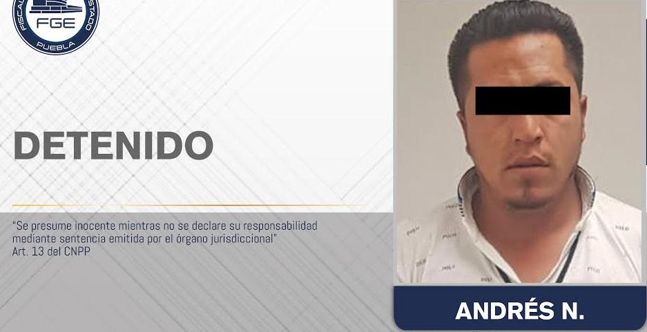 Intentó agredir a policías de Chignahuapan con arma de cargo