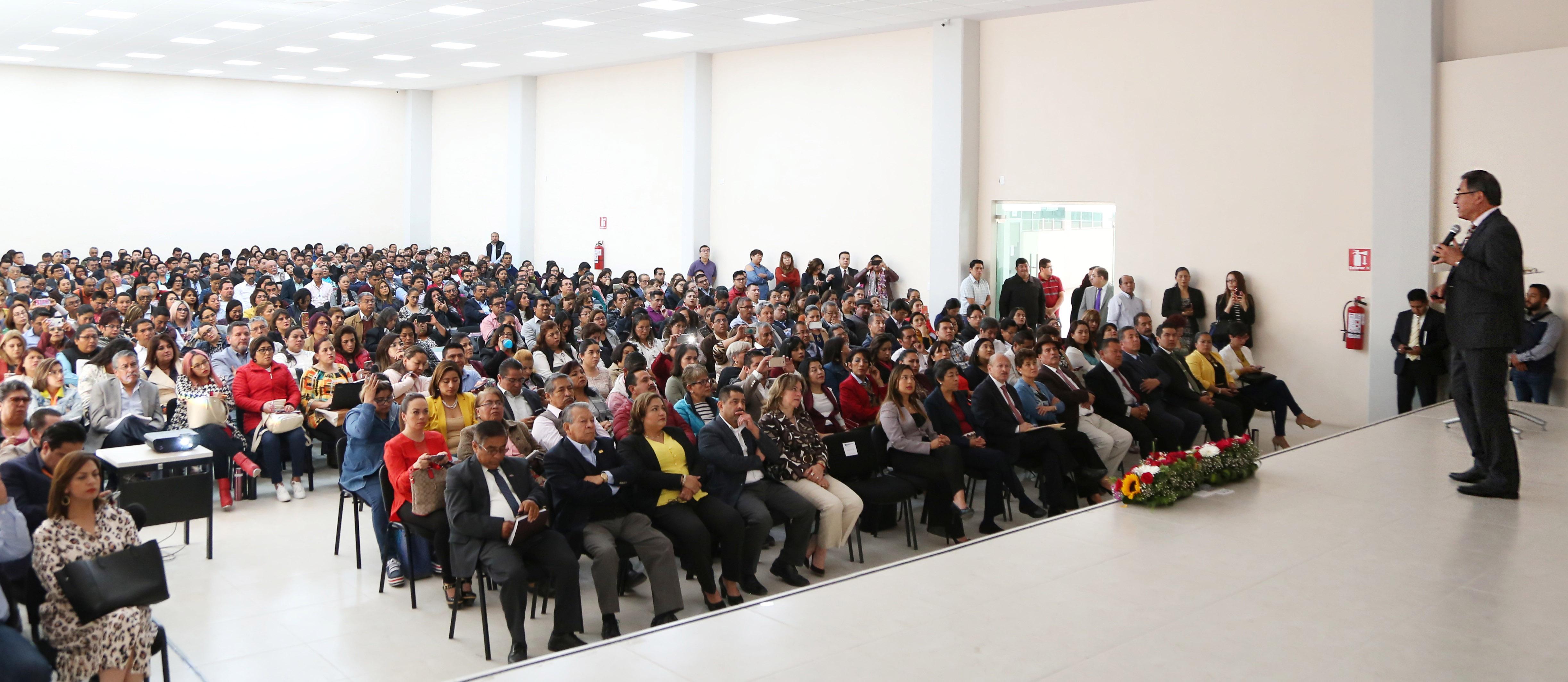 SEP capacita a mil 300 Asesores Técnicos Pedagógicos de Puebla