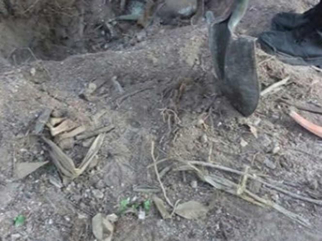 Hallan cuerpos de poblanos en fosa clandestina de Oaxaca
