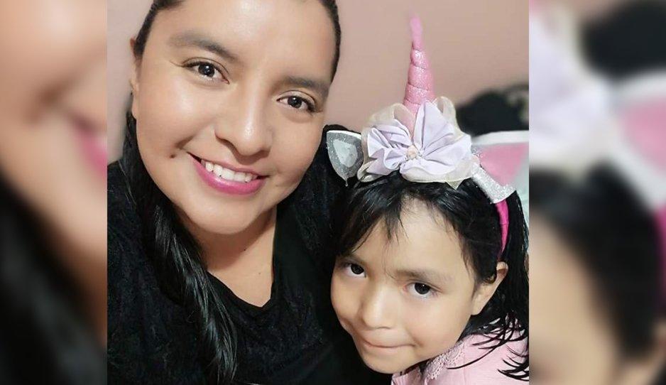 Graciela y su hija Helena iban a Texmelucan, pero nunca llegaron
