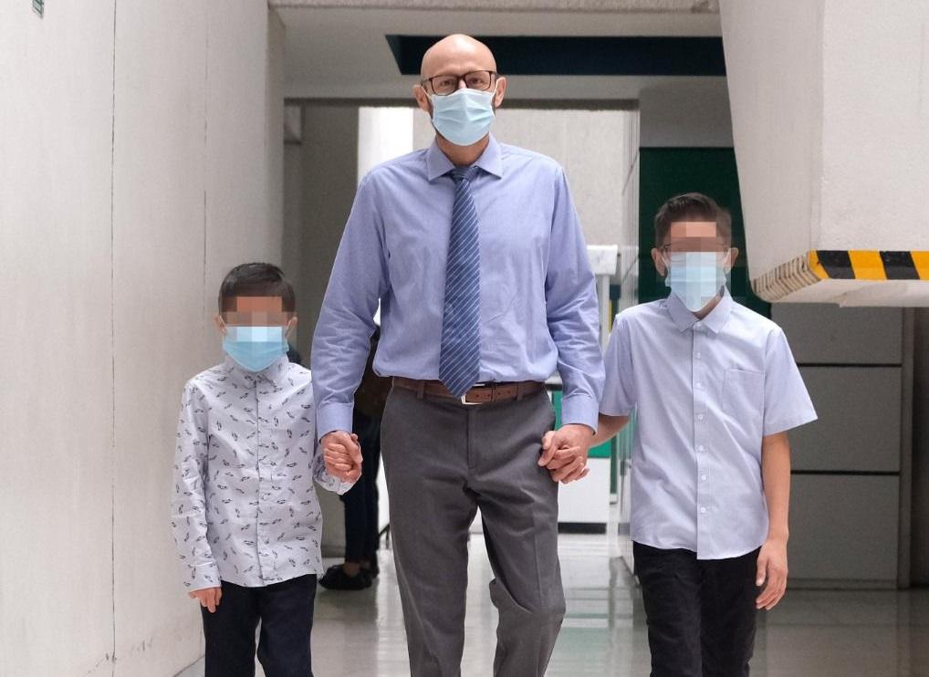 Celebra el Día del Padre sin exponerte a contagios