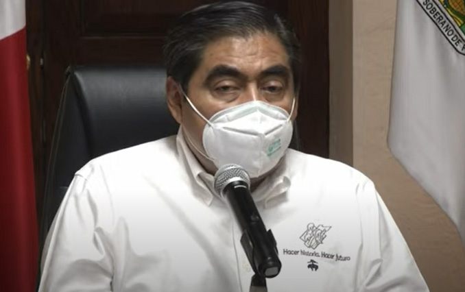 VIDEO Puebla suma mil 32 contagios y 221 muertos el fin de semana