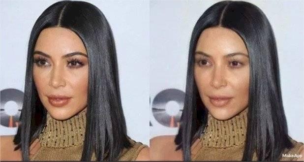 Con esta aplicación puedes ver a las celebridades sin maquillaje