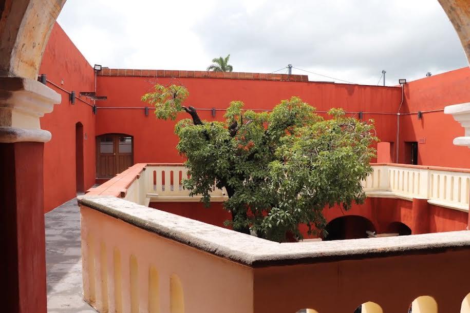 Casa Colorada, joya arquitectónica e histórica de la Mixteca Poblana