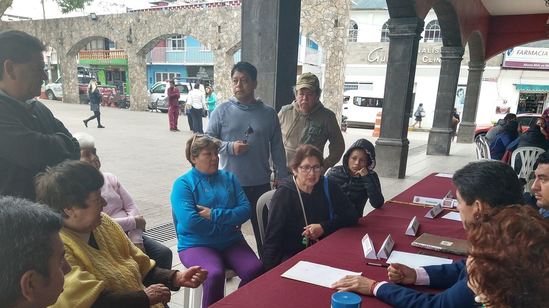 Sin agua para enfrentar pandemia de coronavirus en Juan Galindo