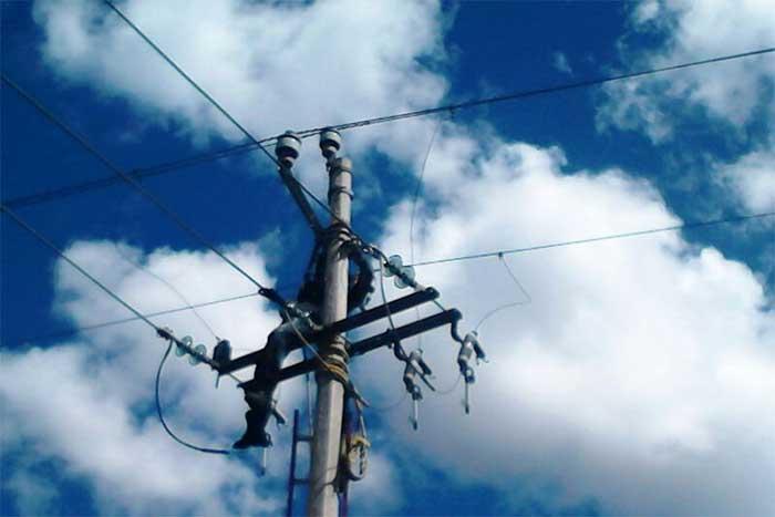 Electrocutado, cuando daba mantenimiento al cableado de CFE