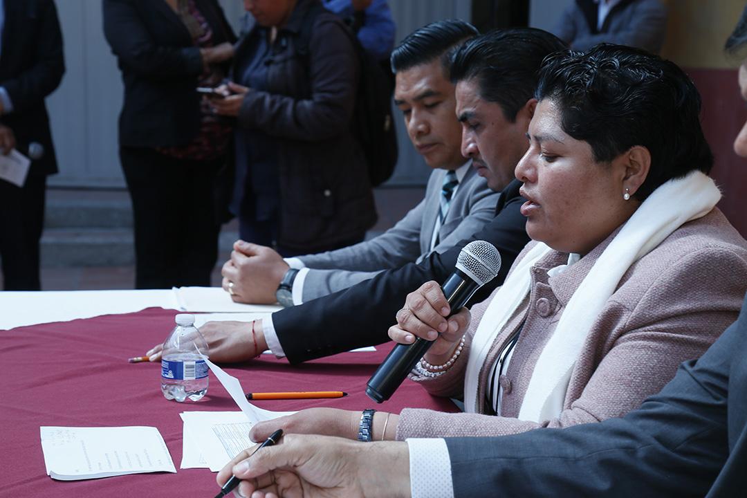 Todo un éxito la jornada electoral en San Andrés Cholula: Pérez Popoca