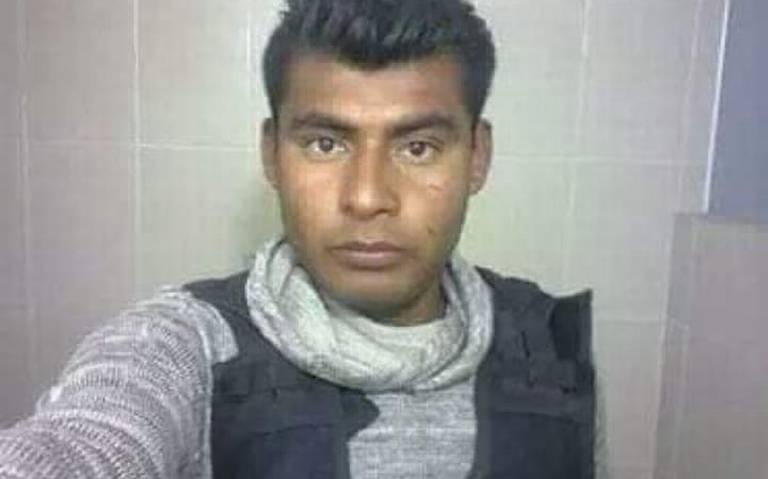 Joven oaxaqueño desapareció en Puebla, su mamá lo busca