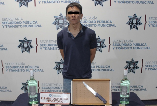 Detenido El Abuelo, que robó más de 100 tiendas Oxxo en Puebla