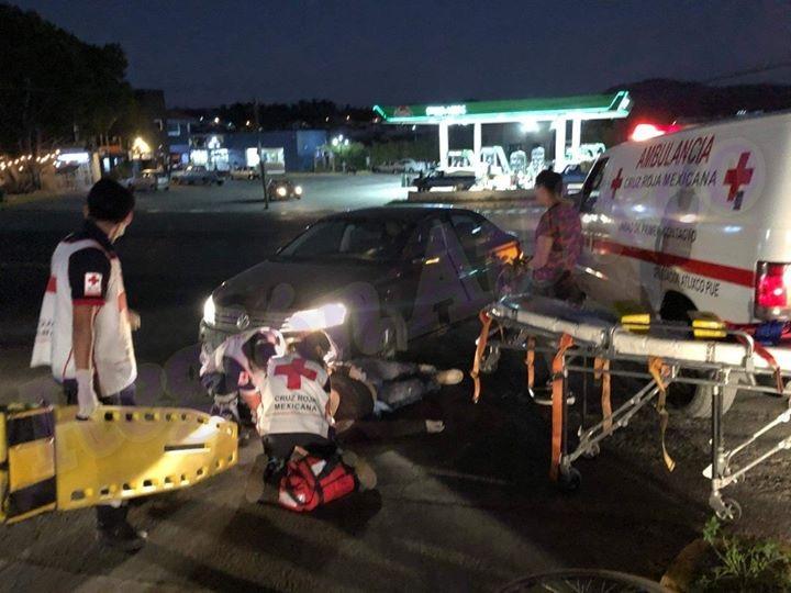 Sin tregua, los accidentes viales en Atlixco