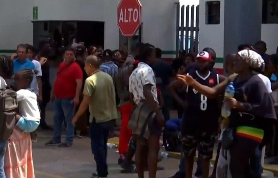 Rescatan a más de 2 mil migrantes en Chiapas y Tabasco