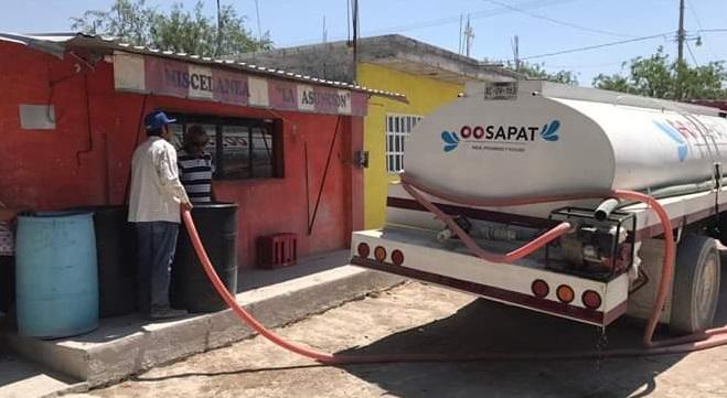No cortarán servicio de agua en Tehuacán durante contingencia