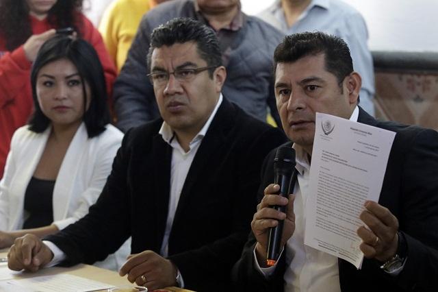 Armenta descalifica nominación de Barbosa