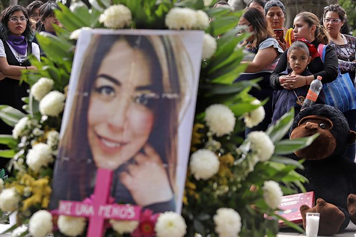 Poblanas marcharán para exigir justicia por feminicidio de Ingrid Escamilla