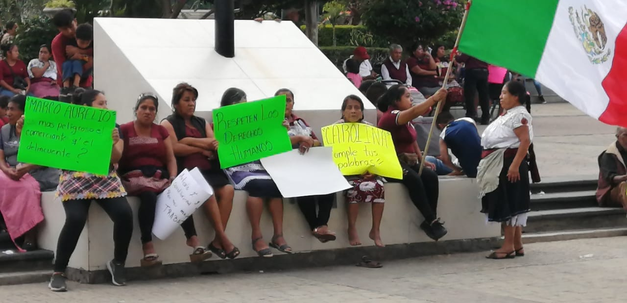 Esperan ambulantes plan de reubicación del alcalde de Tehuacán
