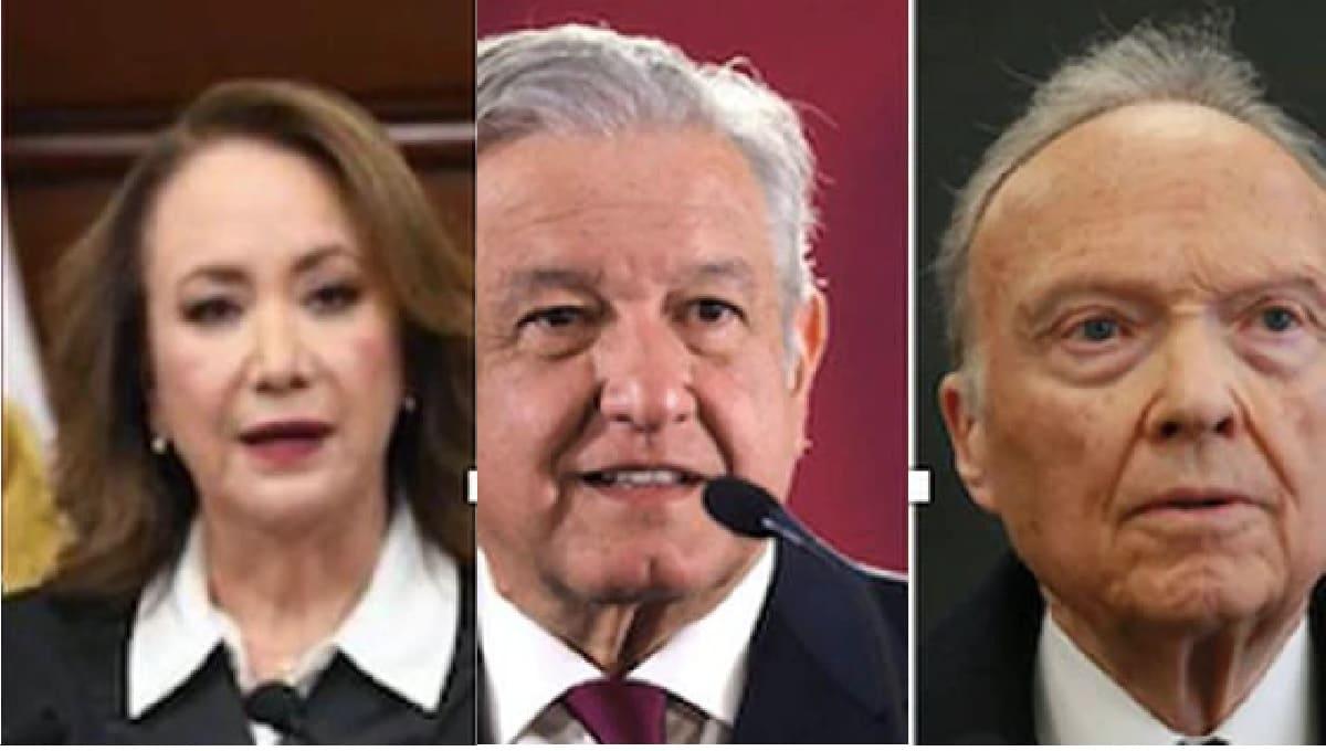 Traicionan a AMLO: El fiscal y la ministra que amenazan a la 4T