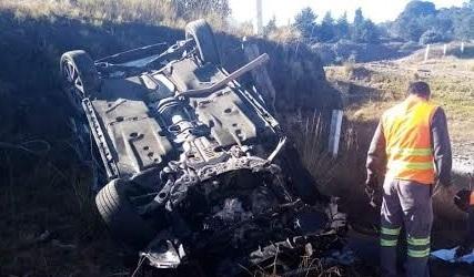 Tecamachalco y Amozoc con más muertes por accidentes carreteros en 2019