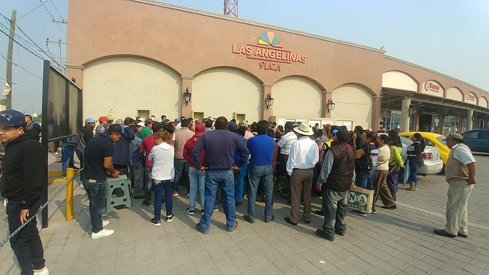 Se manifiestan, exigen más policías para Amozoc