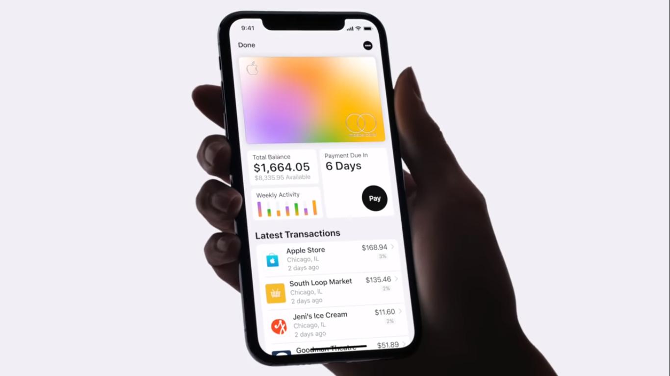 Nueva tarjeta de Apple llega a usuarios a fin de mes