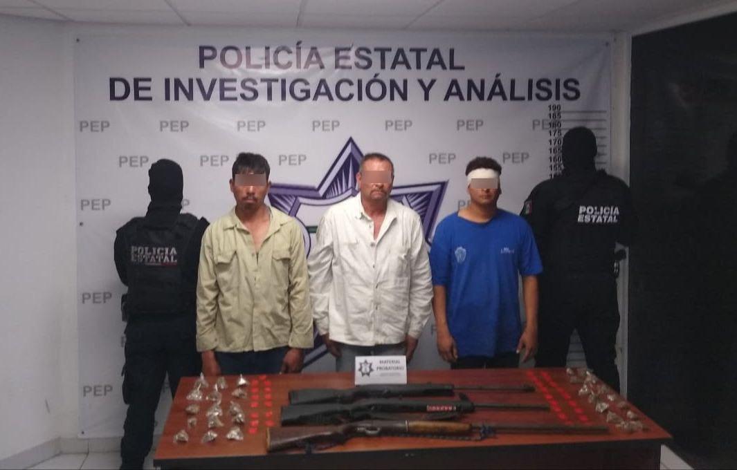 Caen con armas largas integrantes de Los Marroquín en Atencingo