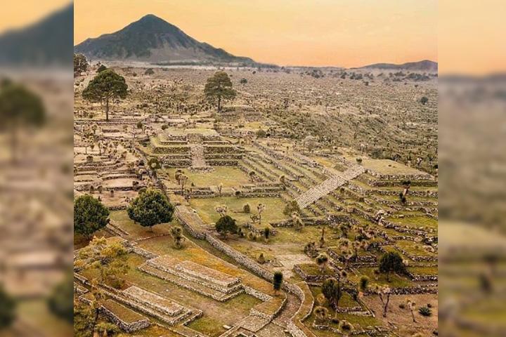 Zonas arqueológicas de Puebla que debes conocer