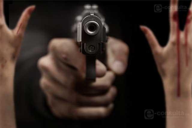 Asaltan a pareja y matan a mujer embarazada en Puebla capital