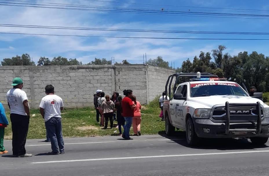 Asesinan a hombre frente a lote de autos en Tepeaca