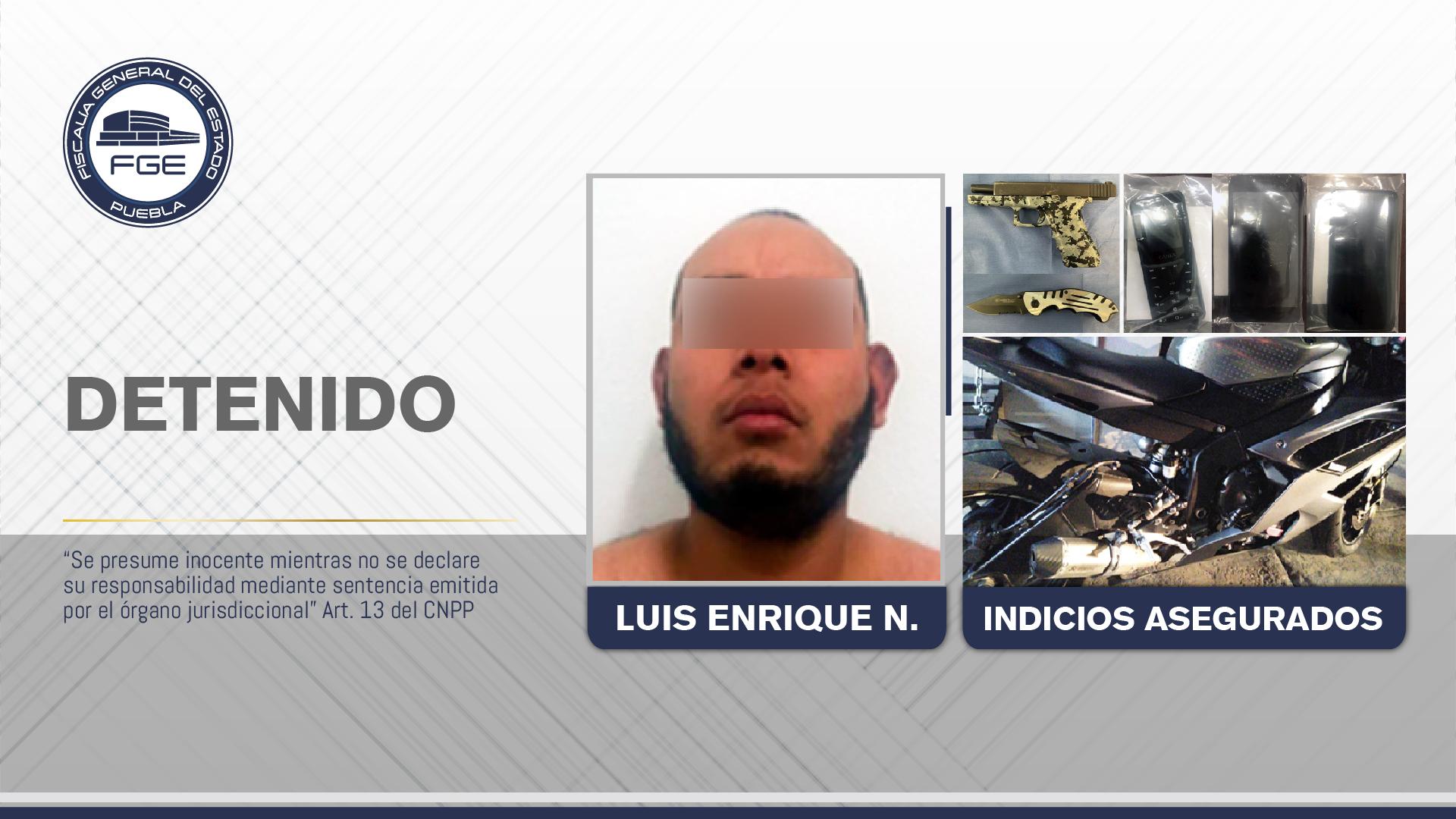 Cae por levantón y homicidio del dueño de Autos Vec en Puebla