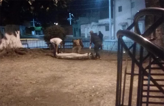 Fallece El Pichi en parque infantil de Atlixco