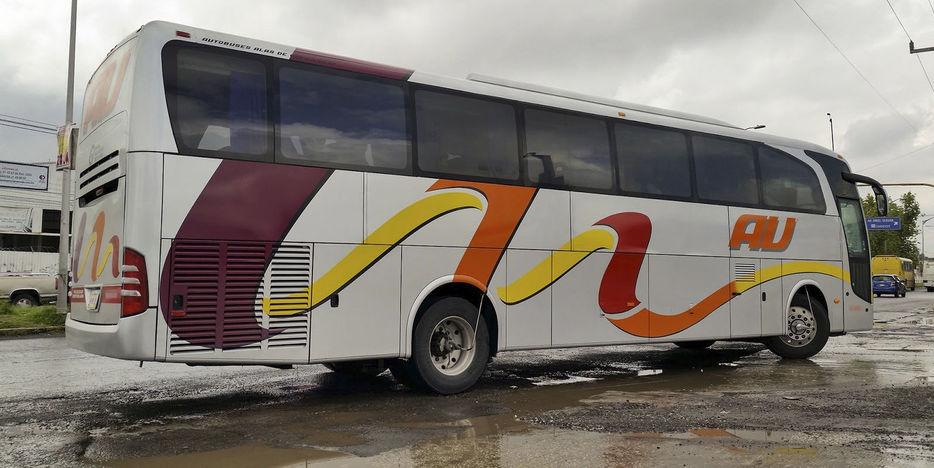 Roban equipaje a pasajeros de AU en Tecamachalco