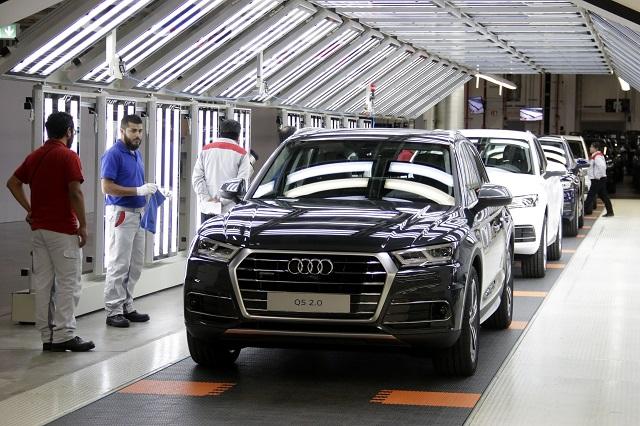Logra Audi de Puebla acuerdo salarial con su sindicato
