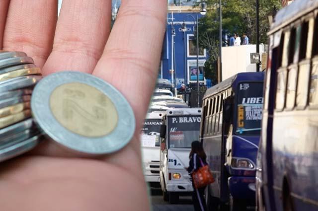 Transportistas condicionan tarifa a estudiantes, SMT analiza subsidio