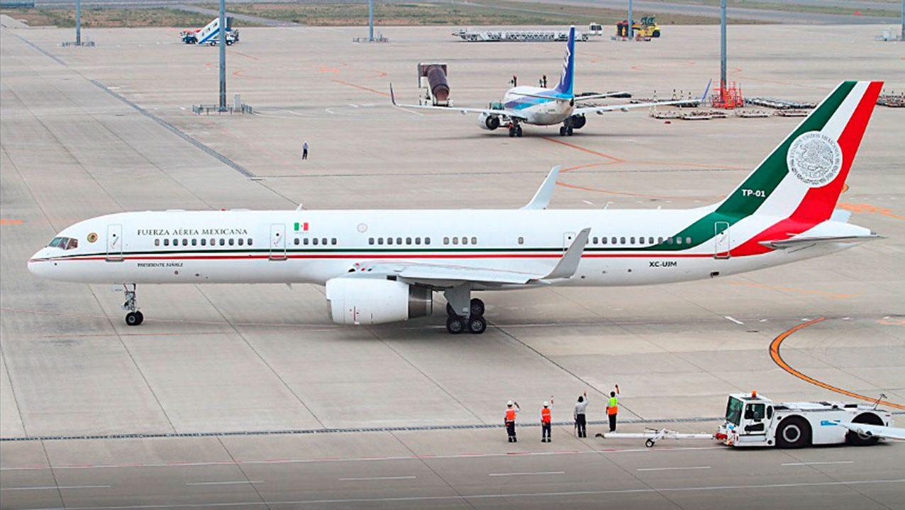 Esto fue lo que costó mantener el avión presidencial en EU