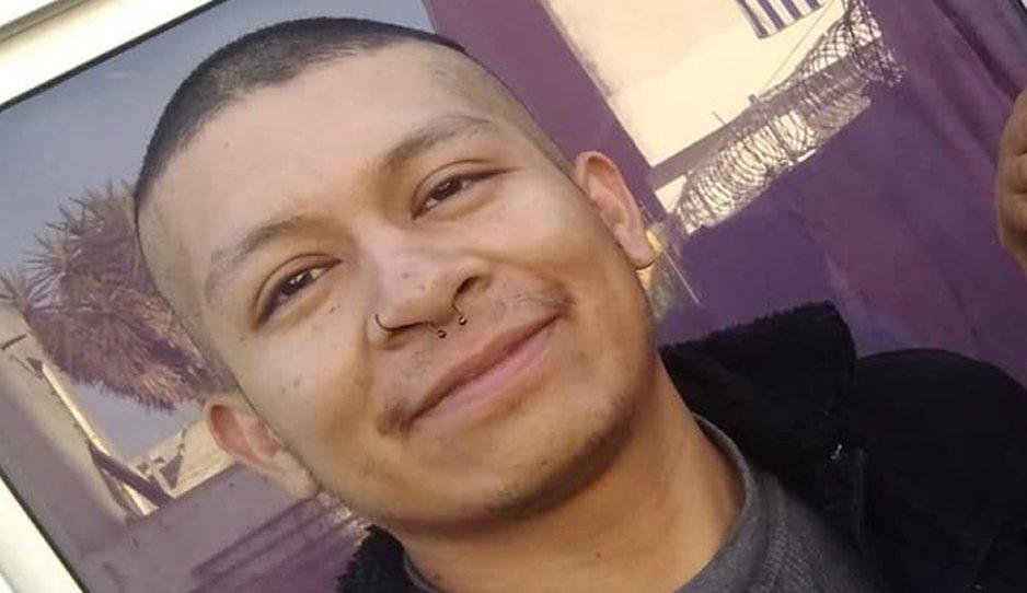 Rafael desapareció en Cholula, llevan 3 semanas buscándolo