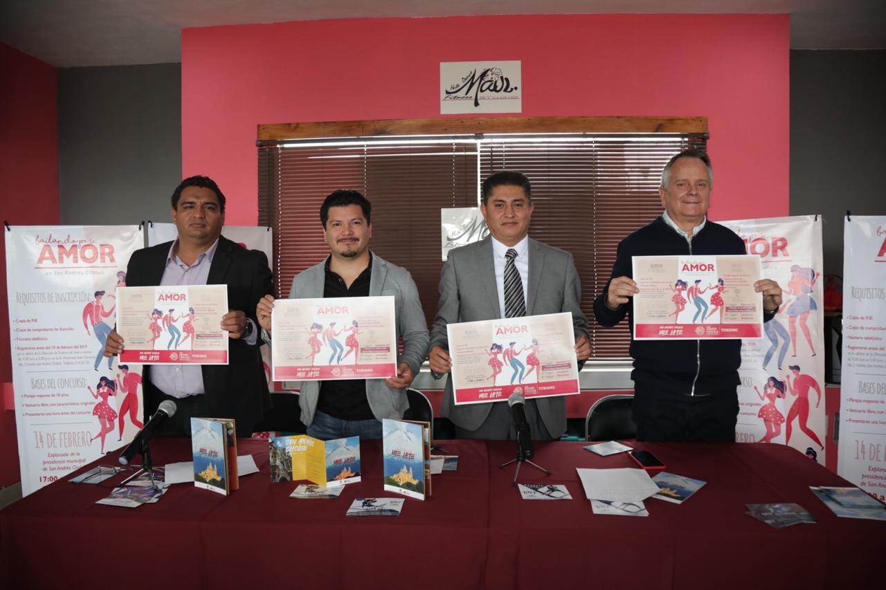 San Andrés Cholula presenta 2ª edición de Bailando por Amor