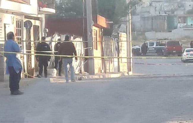 En balacera mueren seis personas de madrugada en Amozoc