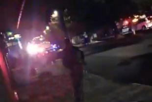 Alarma a vecinos balacera cerca de la Gran Bodega en Amalucan