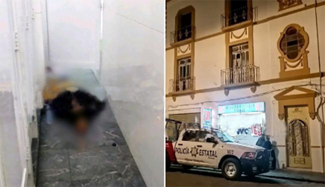 Muere joven por sobredosis en baños públicos de Puebla