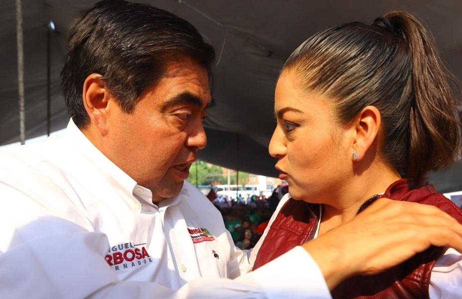 Barbosa se reunirá con Claudia Rivera, descarta imponer funcionarios