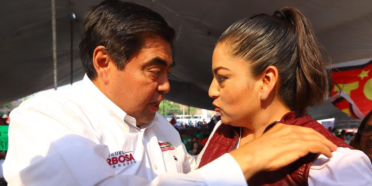 Asume estado la Seguridad Pública en Puebla por decreto: Barbosa