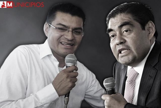 """Primo de """"El Toñín"""" dice que Barbosa le ofreció la candidatura de Quecholac"""