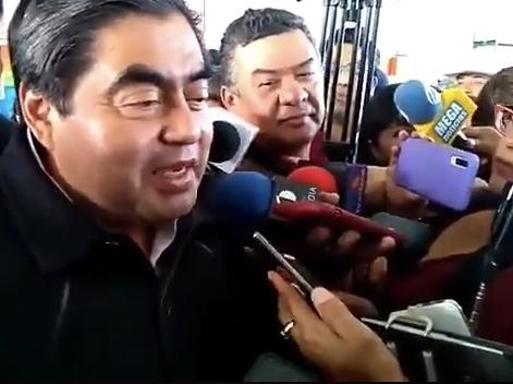 No hay ruptura con Manzanilla, es aliado de la 4T: Barbosa