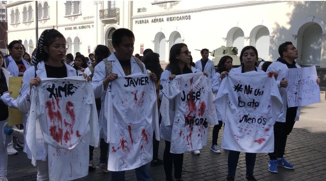 La comunidad estudiantil es violentada todos los días en Puebla