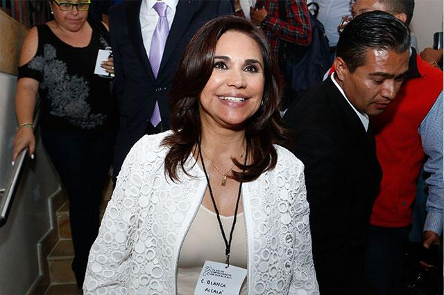 Abandono e inseguridad ha dejado gobierno de Rivera: Blanca Alcalá