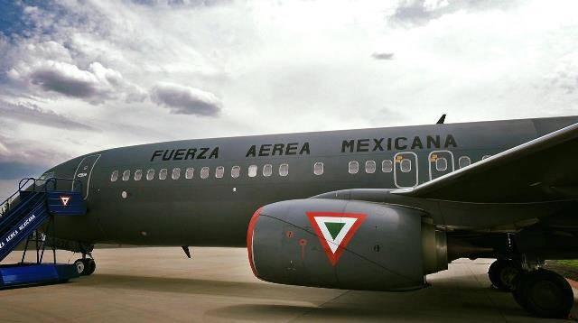 Fuerza Aérea Mexicana trae a mexicanos varados en Cuba