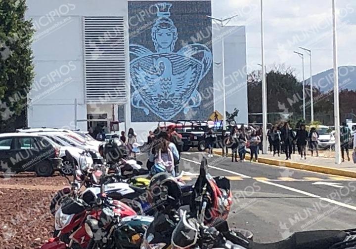 Le dan último adiós en Izúcar a estudiante de la prepa Buap Atlixco