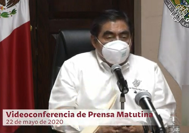 VIDEO Hay 1858 positivos y 355 muertos por coronavirus en Puebla