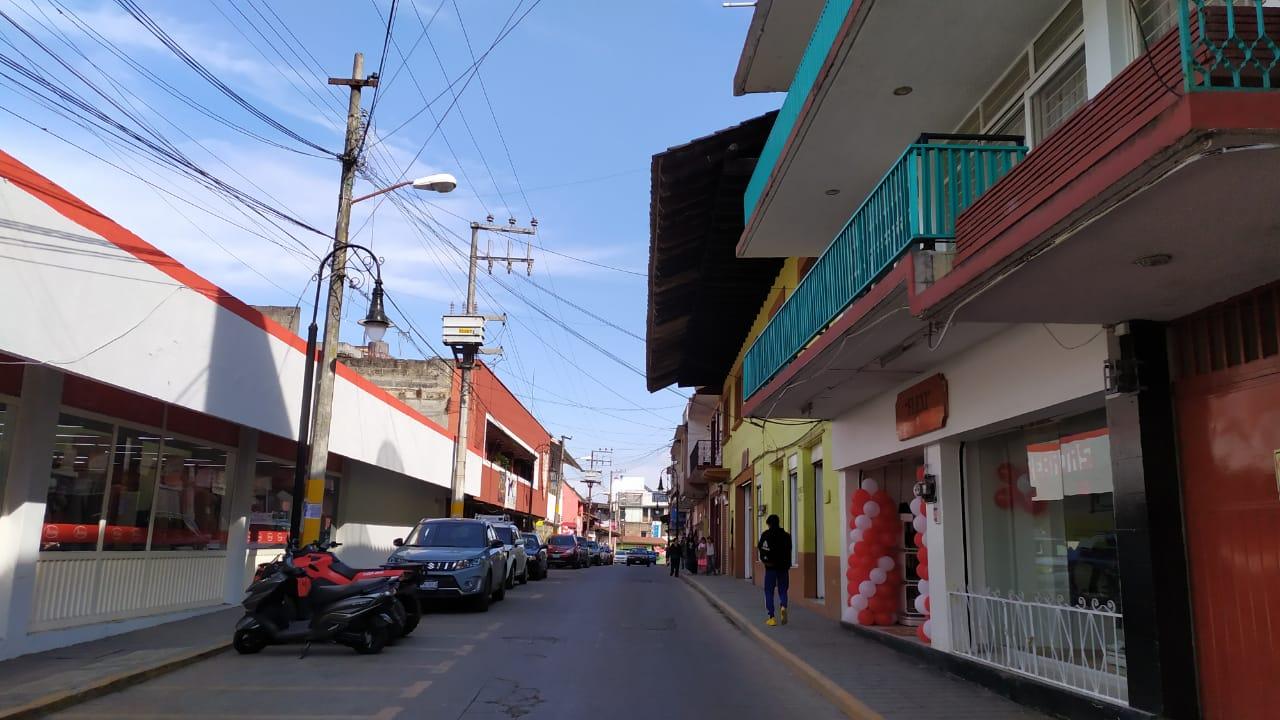 En Huauchinango no saben de inversión que anuncia Olivia Salomón